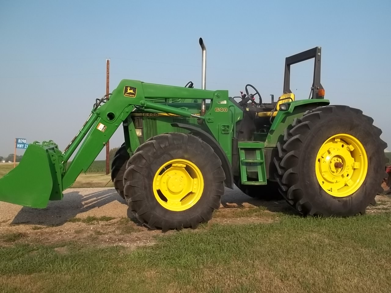 Hlehmann Tractor ::